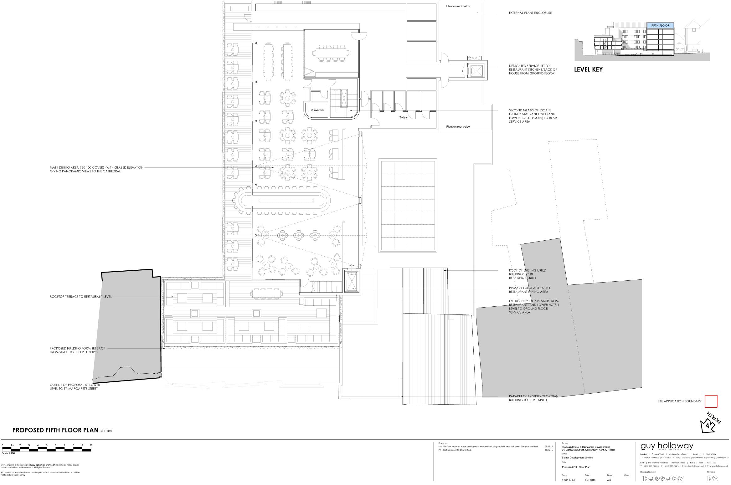 Plan And Elevation Of Restaurant : Floor plan and elevation defterdar mustafa pa蝓a