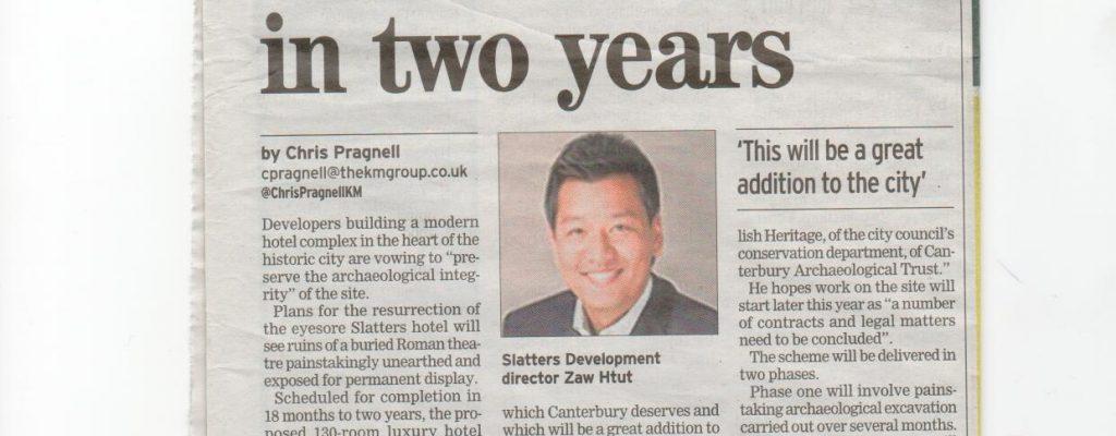 Slatters press Aug 15